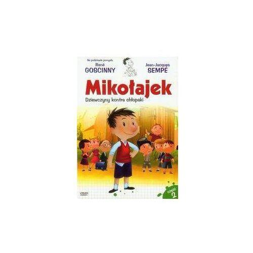Film BEST FILM Mikołajek: Dziewczyny kontra chłopaki Le Petit Nicolas - produkt z kategorii- Filmy animowane