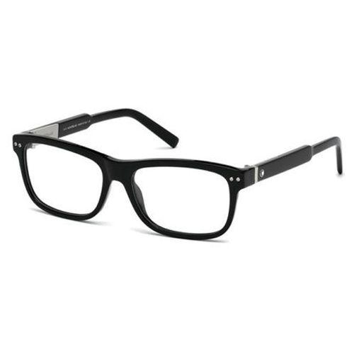 Okulary korekcyjne mb0618 001 marki Mont blanc