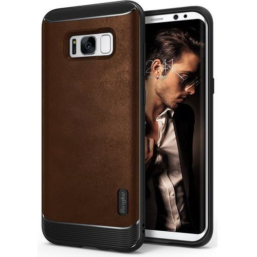 Etui Ochronne Ringke Flex Samsung S8 Plus - Brązowy, 8809525017928