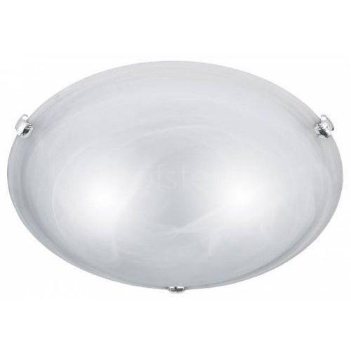 Trio 6105 lampa sufitowa Nikiel matowy, Biały, 2-punktowe - Dworek/Vintage/śródziemnomorski - Obszar wewnętrzny - ADRIAN - Czas dostawy: od 3-6 dni roboczych