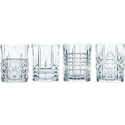 Szklanki do drinków highland 4 szt. marki Nachtmann