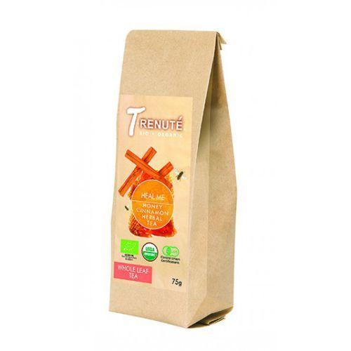 T'renute (herbaty) Herbatka cynamonowa o smaku miodu heal me bio 75 g - t'renute