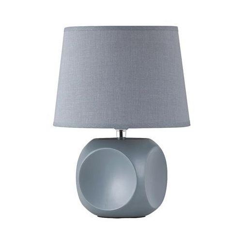 Lampa lampka stołowa Rabalux Sienna 1X40W E14 szary 4396, 4396