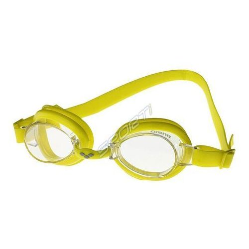 Okulary Arena Bubble jr III yellow