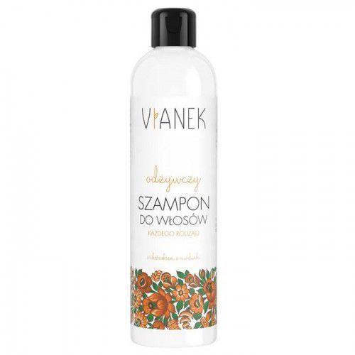 Odżywczy szampon do włosów - seria pomarańczowa - vianek marki Vianek (sylveco)
