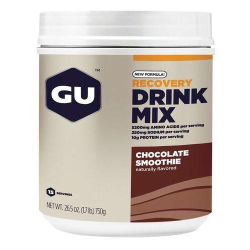 Gu energy recovery drink mix żywność dla sportowców chocolate smoothie 750g 2018 suplementy