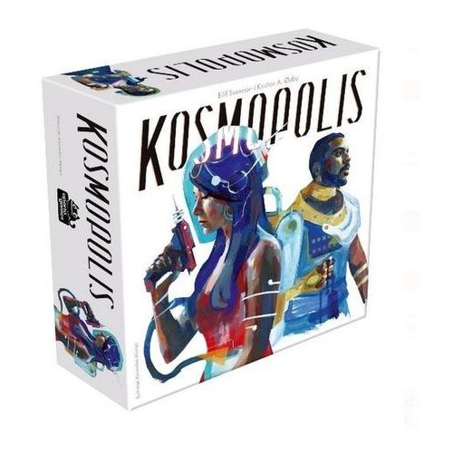 OKAZJA - Kosmopolis - Praca zbiorowa, AM_5900221003093