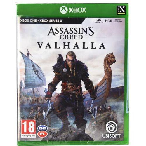 Ubisoft Assassin's creed valhalla złota edycja xbox one (3307216167662)