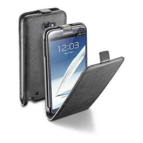 Pokrowiec CELLULAR LINE FLAPESSENNOTE2BK ESSENTIAL (Samsung Galaxy Note II) Czarny, kup u jednego z partnerów