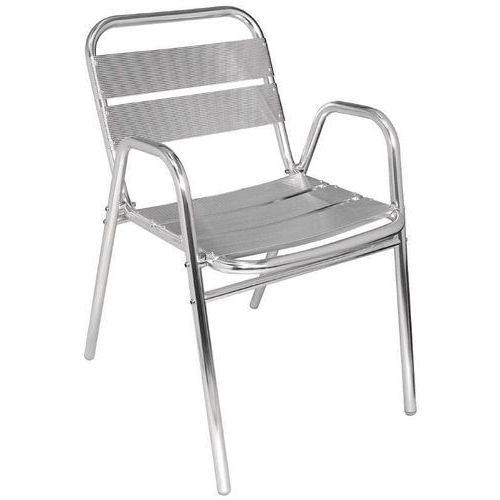 Bolero Krzesła sztaplowane | 4 szt. | 60x49,5x(h)78cm