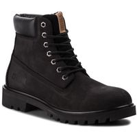 Trapery - bb174112 black, Big star, 43-45
