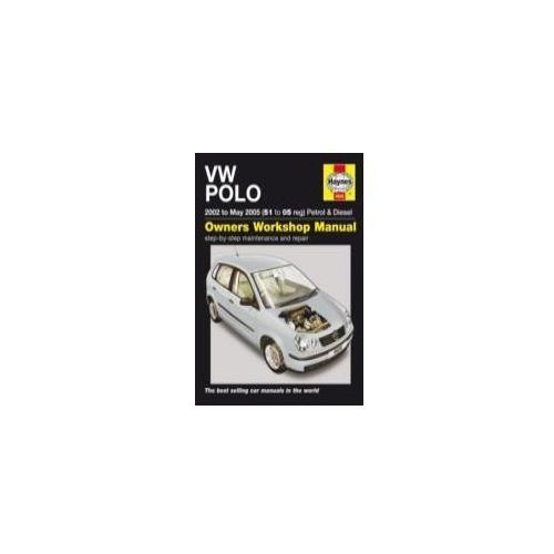 Vw Polo Petrol And Diesel Owner's Workshop Manual