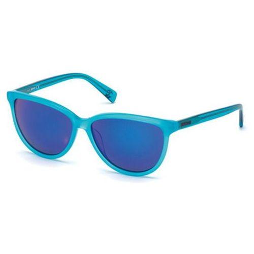Just cavalli Okulary słoneczne jc 670s 84z