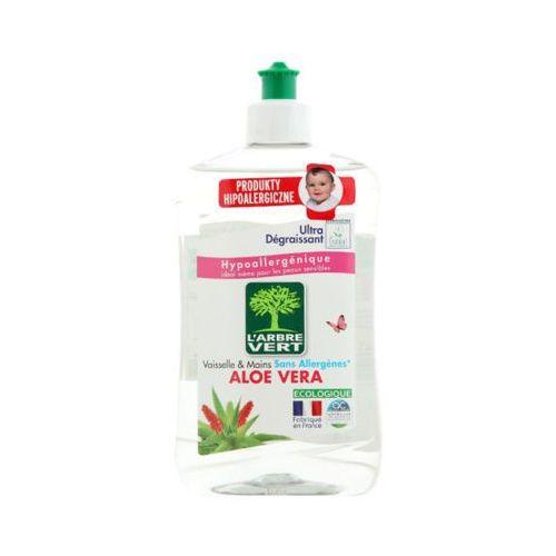 L'arbre vert 500ml aloe vera płyn do mycia naczyń marki Novamex