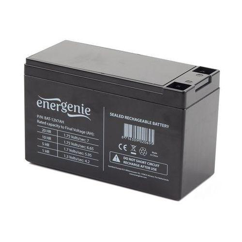 akumulator żelowy do ups 12v/7ah uniwersalny bat-12v7ah darmowy odbiór w 21 miastach! marki Gembird