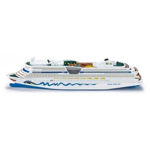 Siku pudełka pozostałe Siku, model statek wycieczkowy
