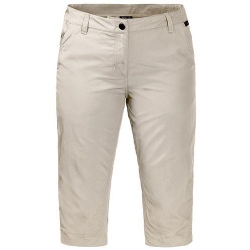 Spodenki kalahari 3/4 pants women - light sand, Jack wolfskin