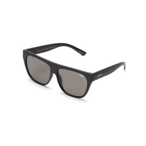 Quay australia Okulary słoneczne qw-000265 drama by day blk/smk