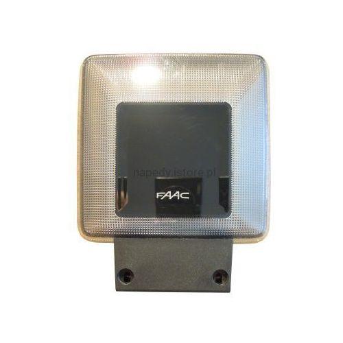 Faac Lampa + antena 230v 24v led xled 433 868
