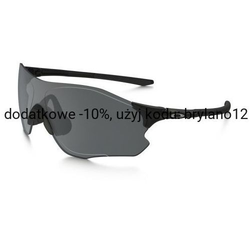 Okulary evzero path polished black black iridium oo9308-01 marki Oakley