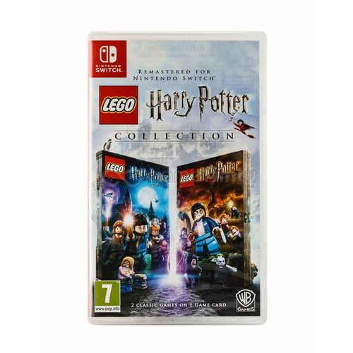 Wb games Lego harry potter collection (switch) // wysyłka 24h // dostawa także w weekend! // tel. 696 299 850 (5051892217026)