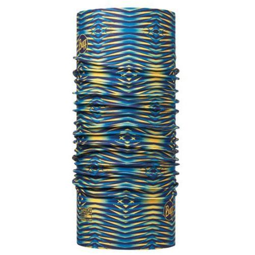 Chusta high uv protection fuss multi niebieski-żółty marki Buff