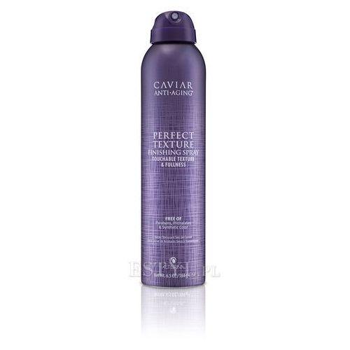 caviar perfect texture spray - wielozadaniowy lakier do włosów 184g wyprodukowany przez Alterna