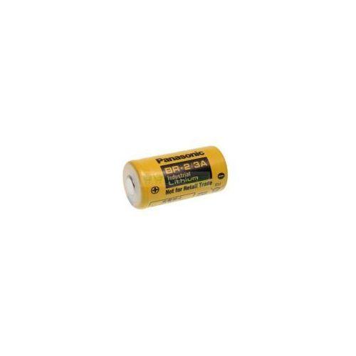 Bateria litowa br-2/3a cr17335se cr2/3-8l br17335 3.0v 2 marki Panasonic