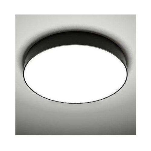 Plafon LAMPA sufitowa BUNGO 1159/G5/CZ Shilo ścienna OPRAWA metalowy KINKIET do łazienki czarny, kolor Czarny
