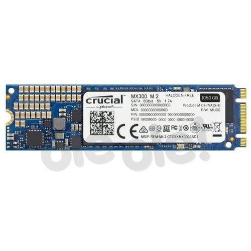 Crucial mx300 1tb m.2 (2280) - produkt w magazynie - szybka wysyłka!