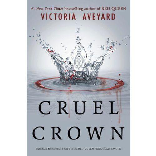 Red Queen Novella - Cruel Crown (9780062435347)