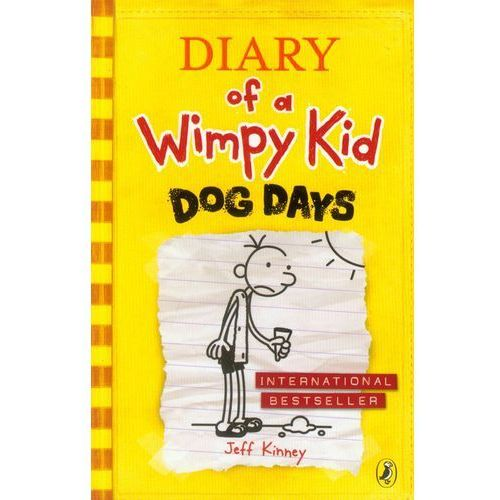 Diary of a Wimpy Kid Dog Days, Jeff Kinney