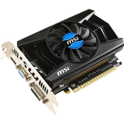 MSI GeForce GTX 750 Ti OC V1, 2GB GDDR5 (128 Bit), HDMI, DL-DVI-D, D-Sub, towar z kategorii: Karty graficzne