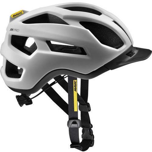 Mavic XA Pro Kask rowerowy Mężczyźni biały/czarny S | 51-56cm 2018 Kaski MTB
