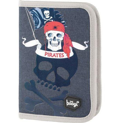 Baagl piórnik szkolny piraci