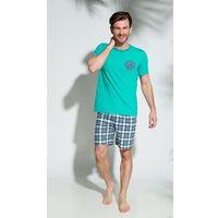 Piżama Taro Szymon 2086 kr/r S-2XL '18 2XL, granatowy-ecru, Taro