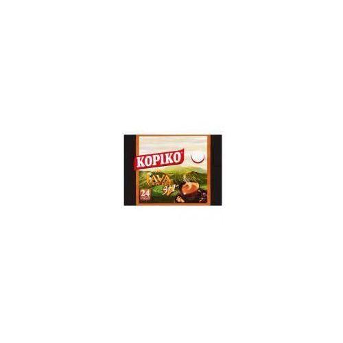 Rozpuszczalny napój kawowy Kopiko Java Coffee 3in1 A'24 504 g