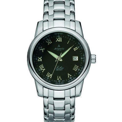 Atlantic 64355.41.68 Grawerowanie na zamówionych zegarkach gratis! Zamówienia o wartości powyżej 180zł są wysyłane kurierem gratis! Możliwość negocjowania ceny!