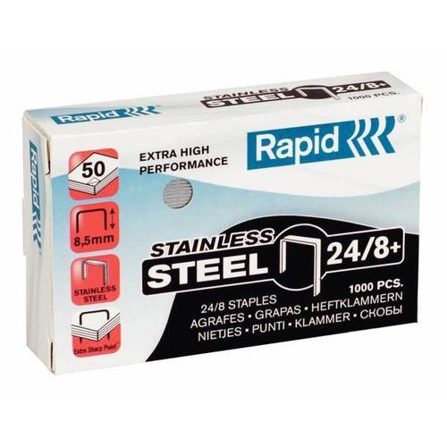 Zszywki super strong 24/8+ 5000 szt. - x08291 marki Rapid