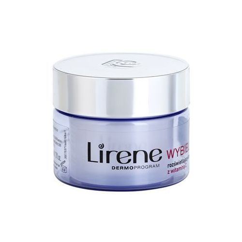 Lirene Whitening rozjaśniające serum liftingujące przeciw przebarwieniom skóry SPF 25 (With Vitamin C) 50 ml