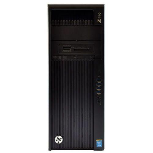 HP Workstation Z440 Y3Y38EA - Intel Xeon E5 1620 v4 / 16 GB / 256 GB / DVD+/-RW / Windows 10 Pro lub 7 Pro / pakiet usług i wysyłka w cenie