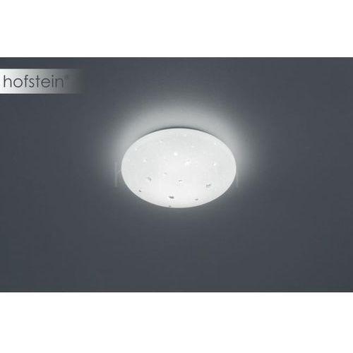Plafon LAMPA sufitowa ACHAT R62732800 Trio natynkowa OPRAWA okrągła LED 11,5W z efektem gwiazd IP44 biała (4017807394559)
