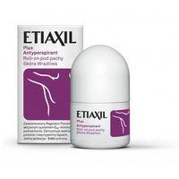 ETIAXIL Plus antyperspirant pod pachy roll-on 15ml