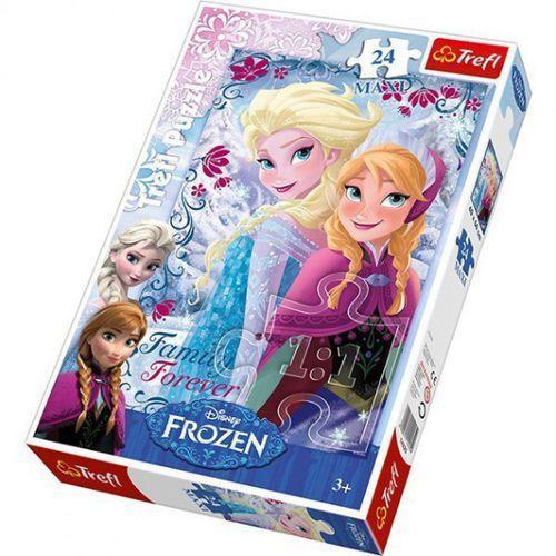 TREFL 24 EL. Maxi Frozen Siostry