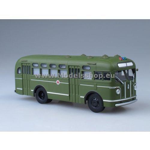 Army Bus ZIS-155 Sanitarian (green) - DARMOWA DOSTAWA!!! (5902002982856)