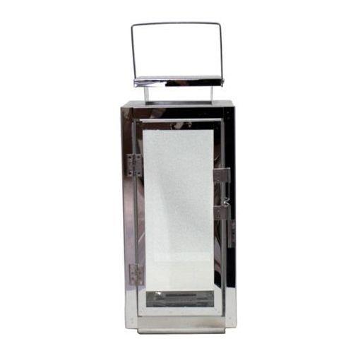 Latarnia metalowa Argento 28,5 cm (5901272368094)