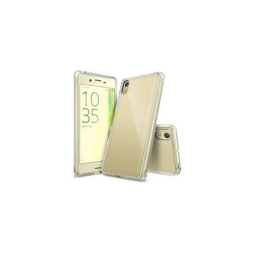 Etui Ringke Fusion Sony Xperia X Performance Crystal View - Przezroczysty - produkt z kategorii- Futerały i pokrowce do telefonów