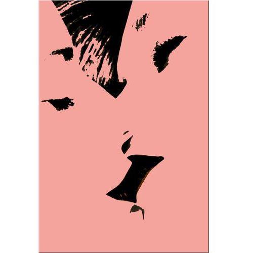 "obrazy nowoczesne ""girls kiss"" HIT"