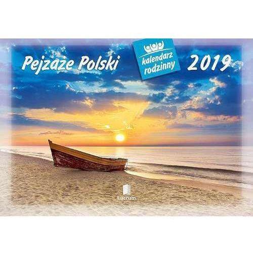 Lucrum Kalendarz 2019 rodzinny pejzaże polski wl3