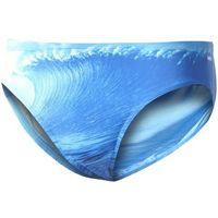 Adidas kąpielówki Inf+ Par TR Shock Blue /Easy Green /Black 8